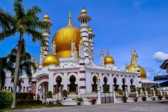 Džamija-Ubudija-Kuala-Kangsaru-Maleziji