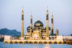 Kristalna-džamija-Malezija