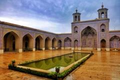 Nasir-ol-Molkova-džamija-ili-Roza-džamija-Širaz-Iranu