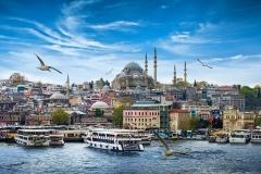 Sulejmanija-Istanbul-Turska