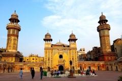 Vazir-kanova-džamija-Lahor-Pakistan